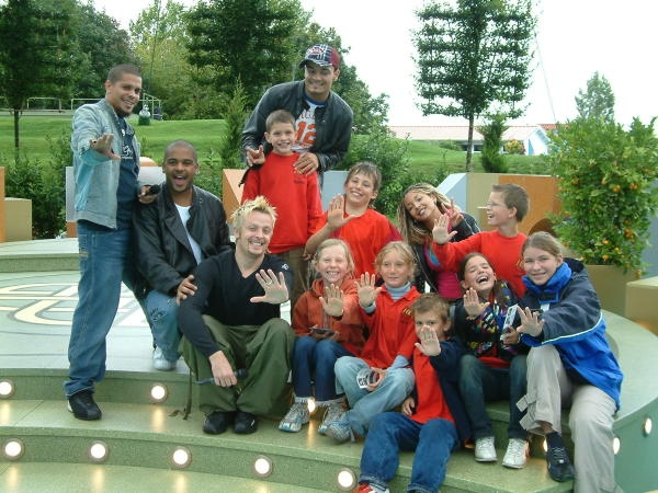 Fernsehgarten 2004