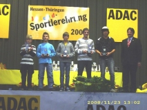 ADAC Sportlerehrung 2008