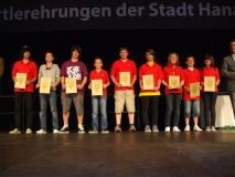 Sportlerehrung 2009