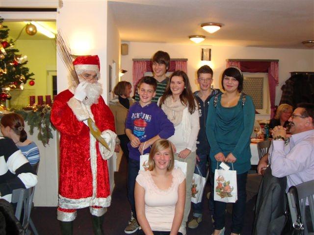 Weihnachtsfeier 2010 (3)