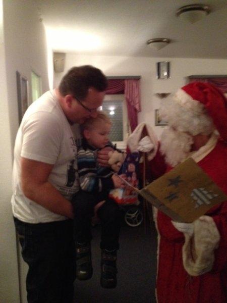 Weihnachtsfeier 2012 (2)